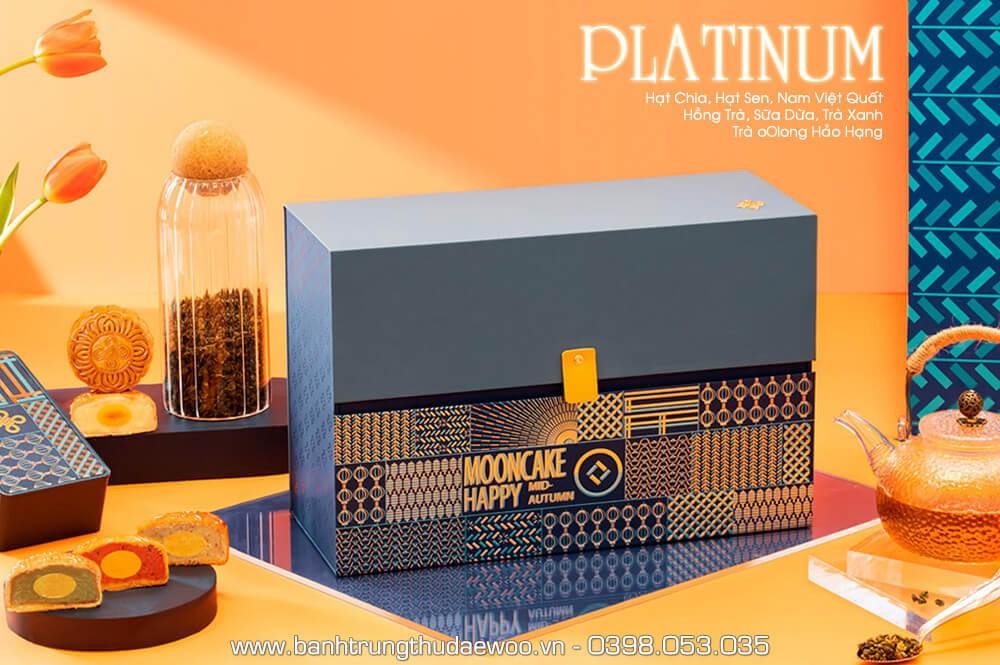 Bánh trung thu Khách sạn Daewoo Platinum